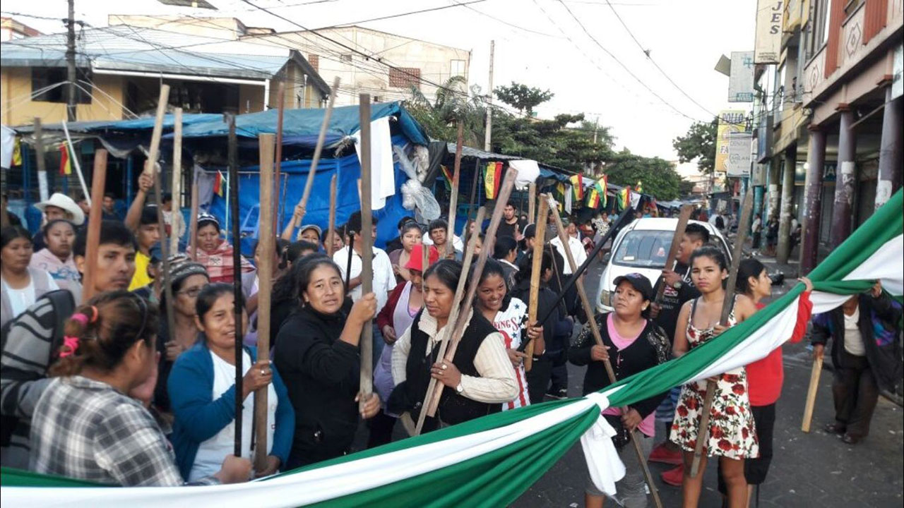 Traslado de mercado de La Ramada agita un conflicto social en Santa Cruz