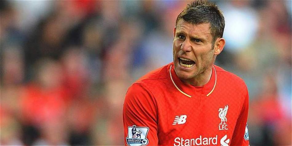 Milner por lesión es duda para la final de Kiev