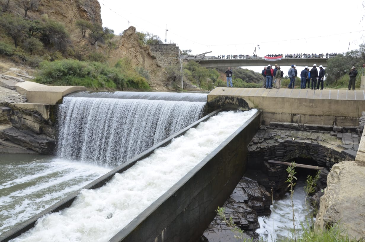 Gobernación garantiza entrega del proyecto Guadalquivir-Calamuchita para septiembre