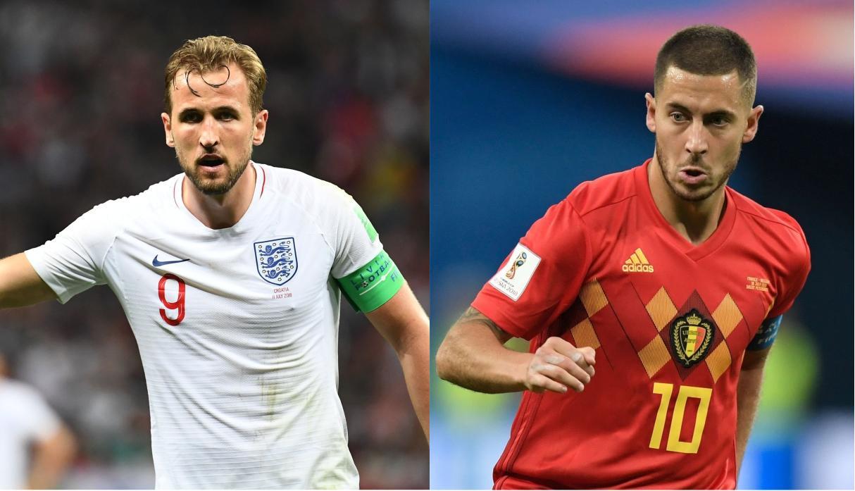 Bélgica e Inglaterra jugarán por el tercer lugar del mundial (Actualiza alineaciones)