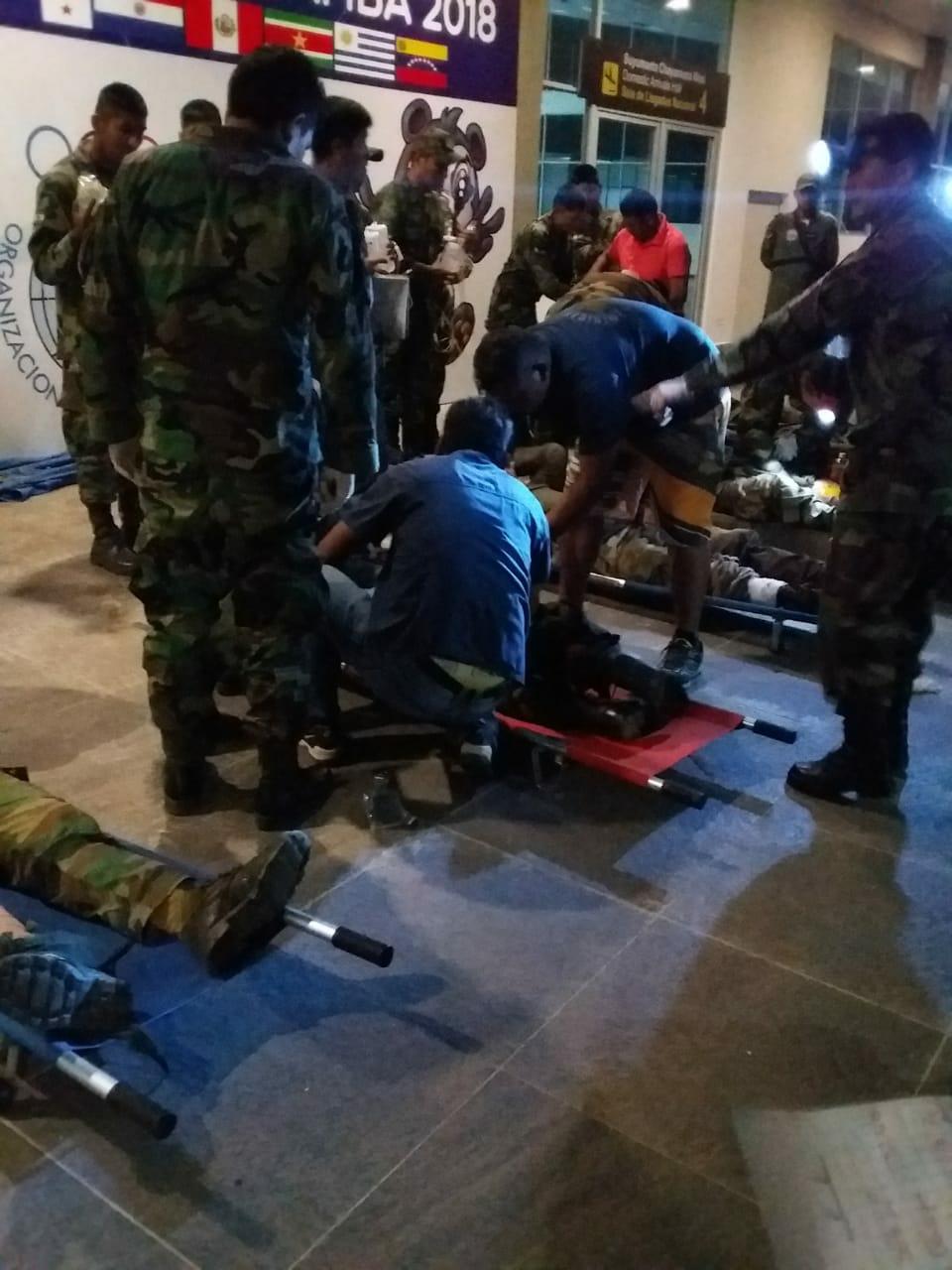 Enfrentamiento deja un policía muerto, 7 heridos y desaparecidos en La Asunta