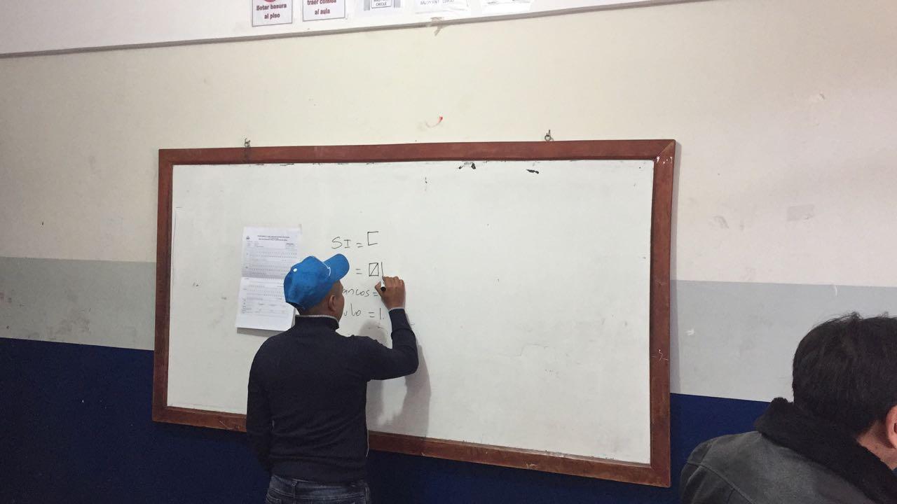 Cierran votación del 98% de mesas en Yacuiba e inicia el conteo de votos