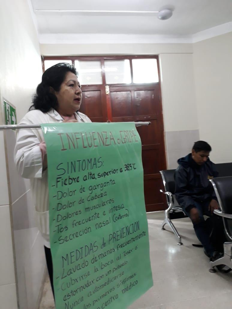 Tras un fallecimiento confirmado por H1N1 piden a la población vacunarse