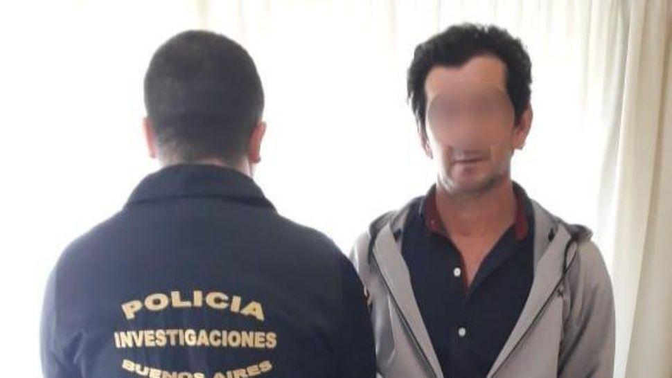 Arrestaron a  pedófilo que  subía porno a internet