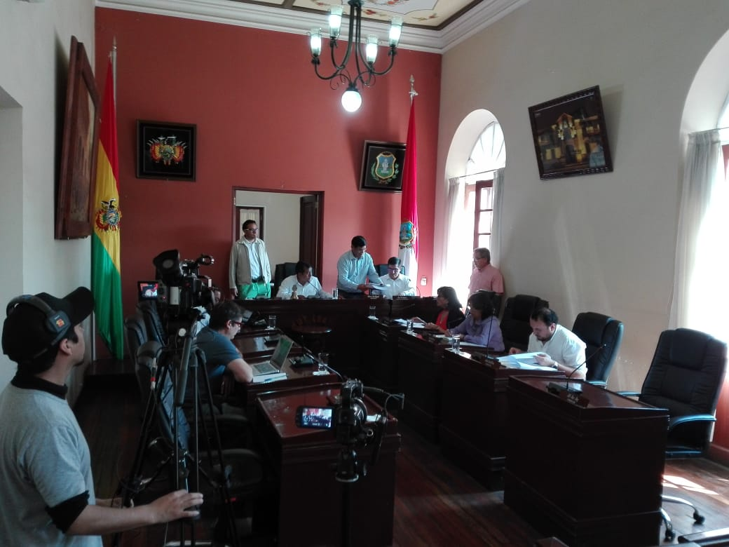 """""""Día histórico"""", Concejo Municipal da luz verde a la PTAR-San Blas"""