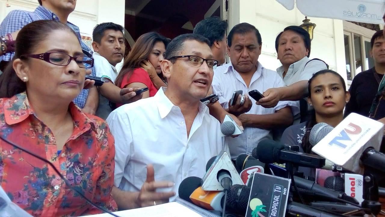 """Montes denuncia que su proceso fue """"netamente político"""""""