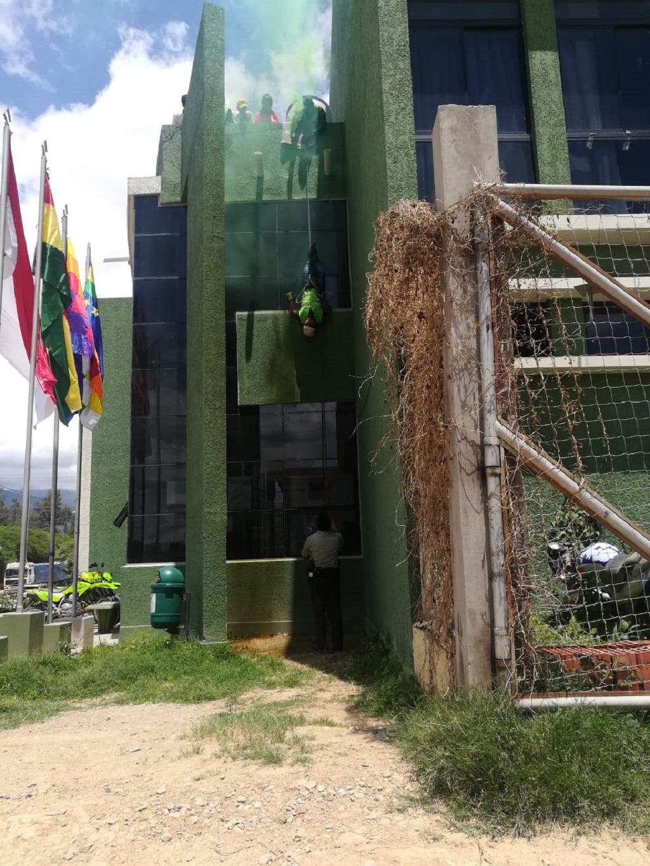 EPI Los Chapacos concluyó con los cursos de brigadas escolares