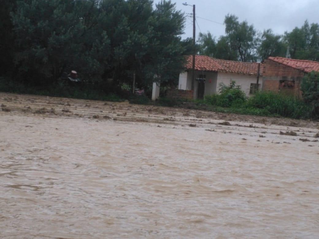 Fotos y Videos: Rancho Norte bajo agua
