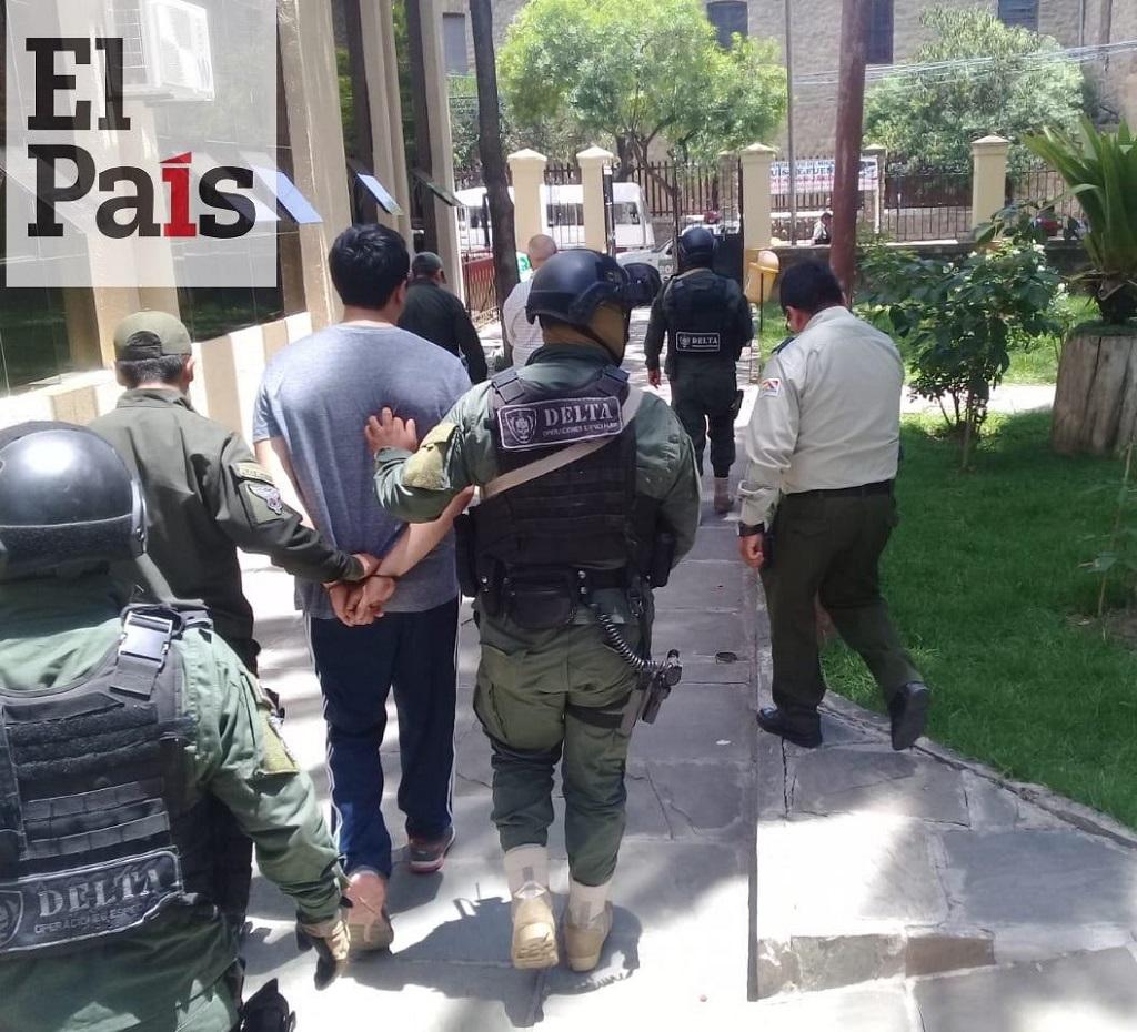 Mantienen la detención preventiva para la familia vinculada con el narcotráfico