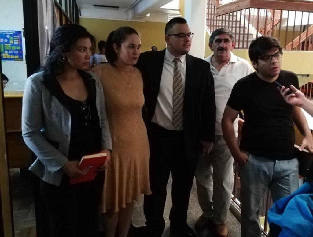 Se suspendió la audiencia por estafa a la pareja de paraguayos