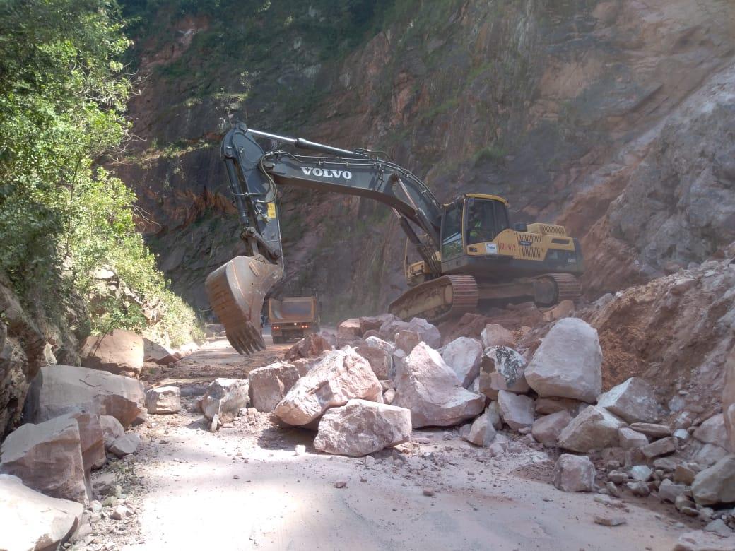 Transporte pide plan específico para taludes en la ruta al Chaco