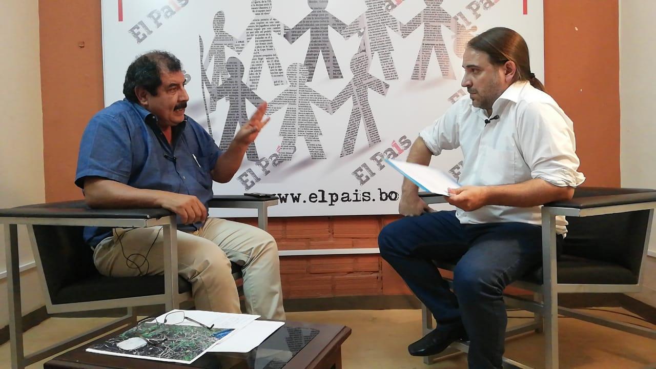 Eduardo Paz: Iniciamos operaciones en Astilleros (Tariquía) este miércoles 27