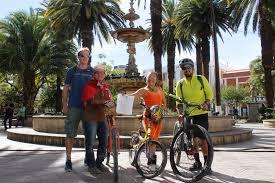Santa Cruz, Cochabamba y La Paz llegan a Expobici