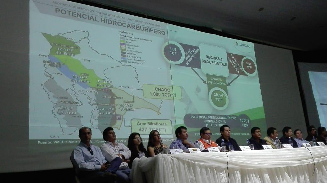 """""""No hay afectación a Tariquía"""", afirma Sánchez en su informe"""