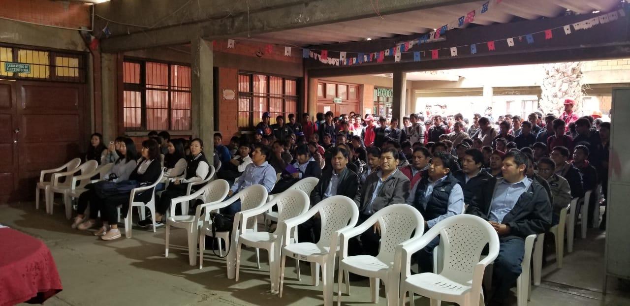 Cooperación Coreana dona equipos a instituto tecnológico