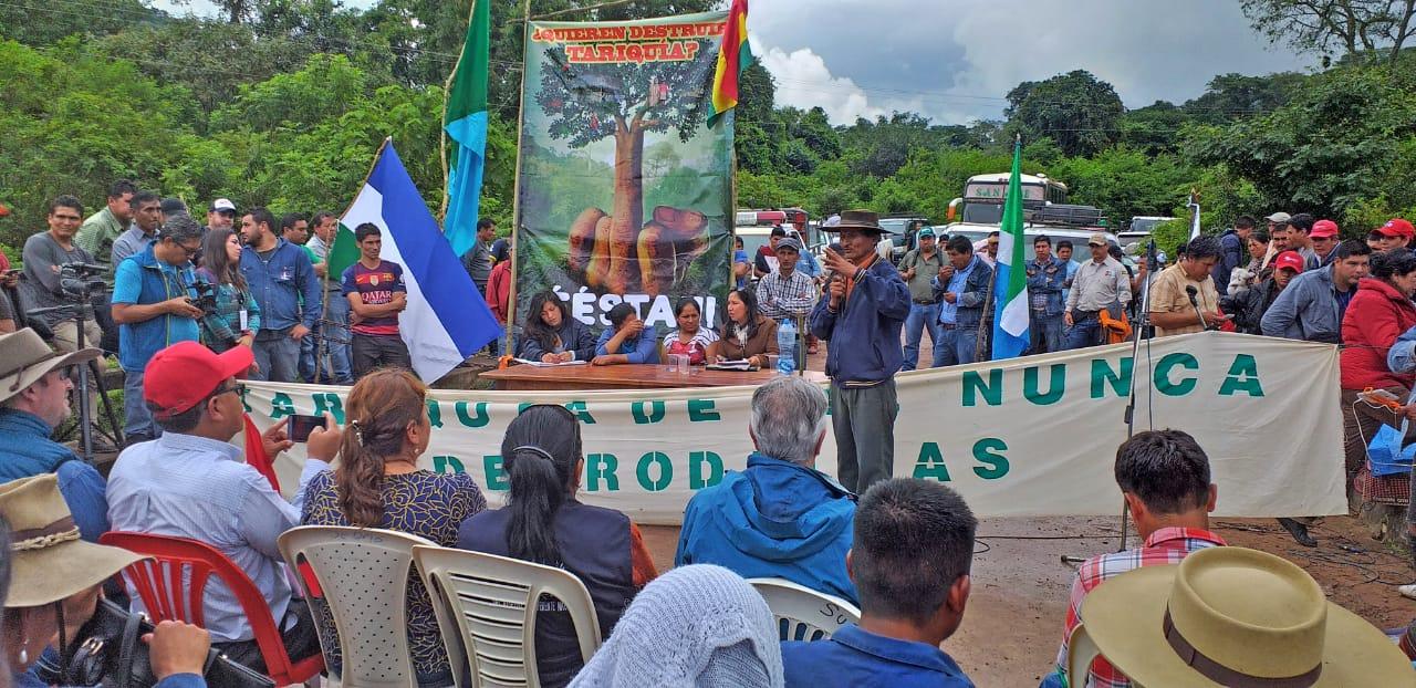 Comunarios reafirman unidad de Chiquiacá frente a consulta