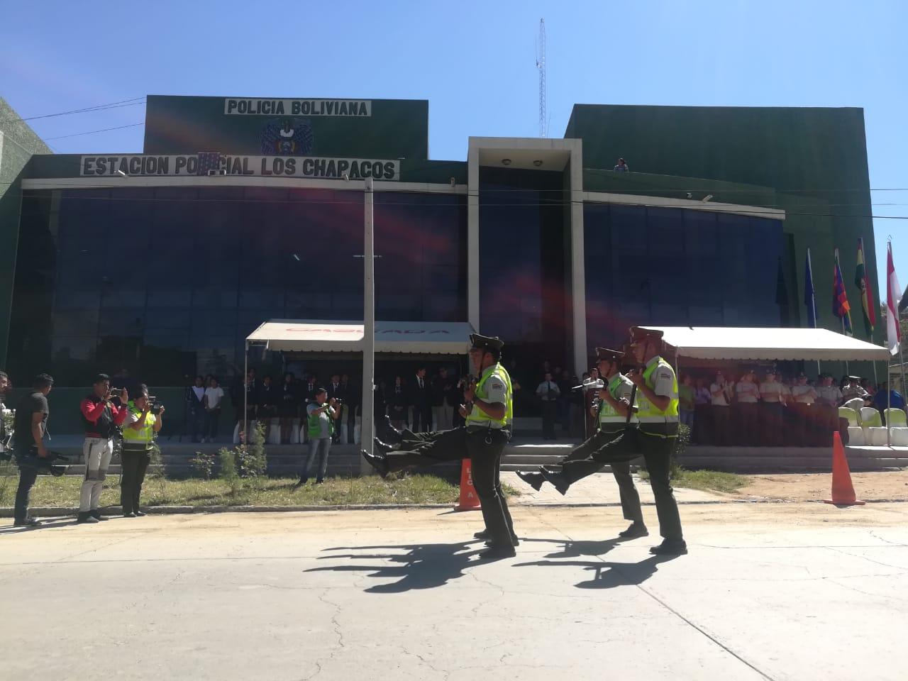 EPI Los Chapacos cumple 7 años de servicio en Tarija