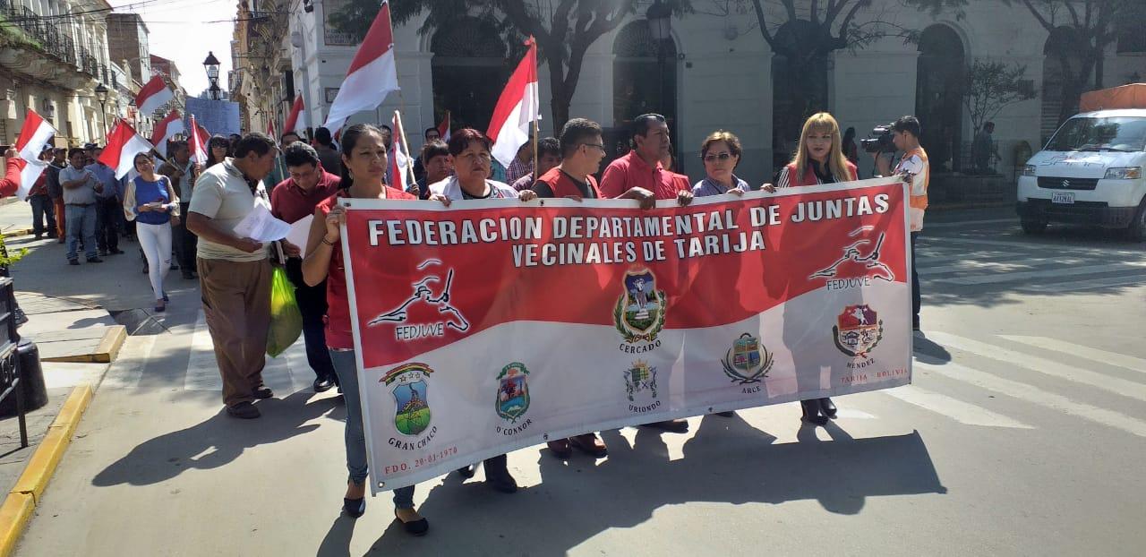 """Rosas: """"No permitiremos que el Gobierno arrebate empresas tarijeñas"""""""
