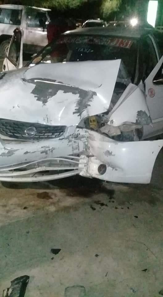 Cuatro heridos tras accidente protagonizado por cantante tarijeño