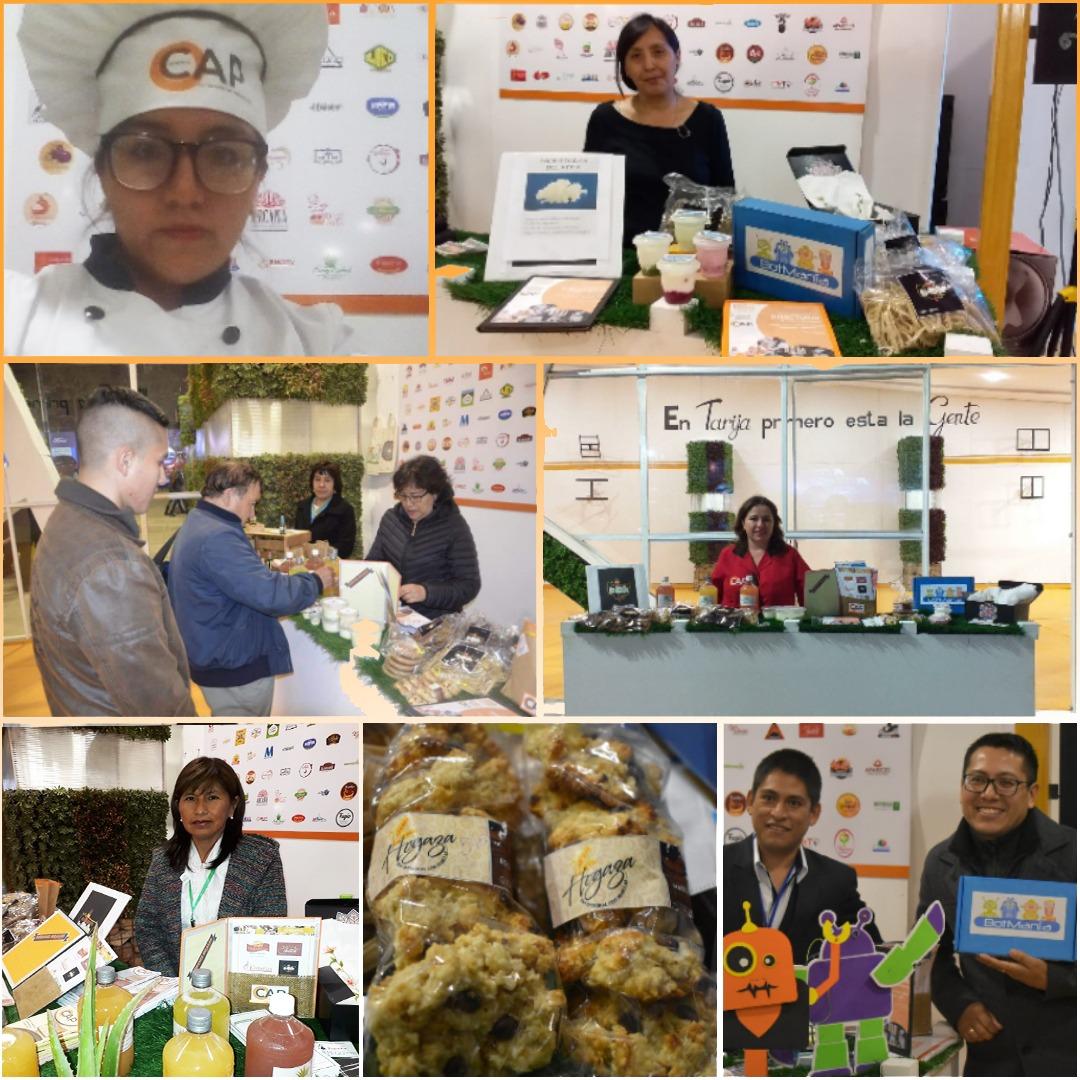 Centro de Autoempleo participó de la Fexpo Tarija 2019