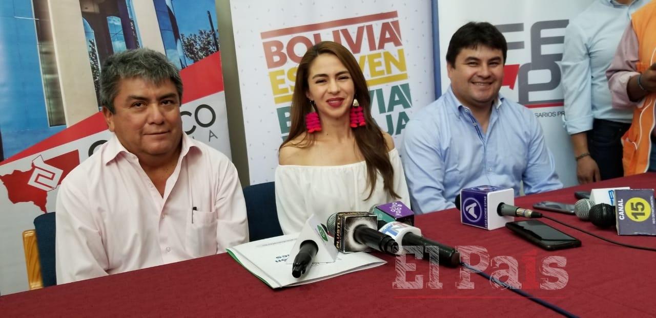 Empresarios firman convenio para impulsar el Plan de Empleo en Tarija