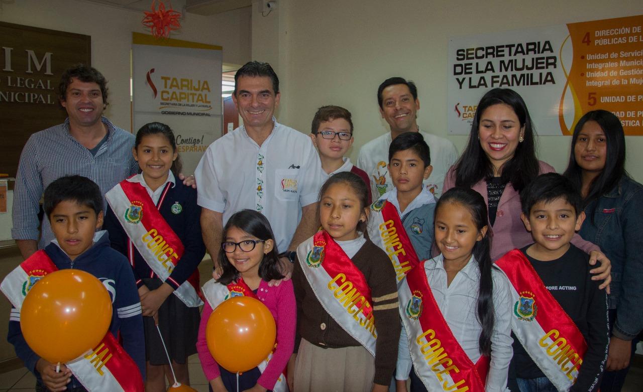 """Programa municipal """"Primero la Infancia"""" buscará promover prácticas saludables en cuidado de menores en Tarija"""