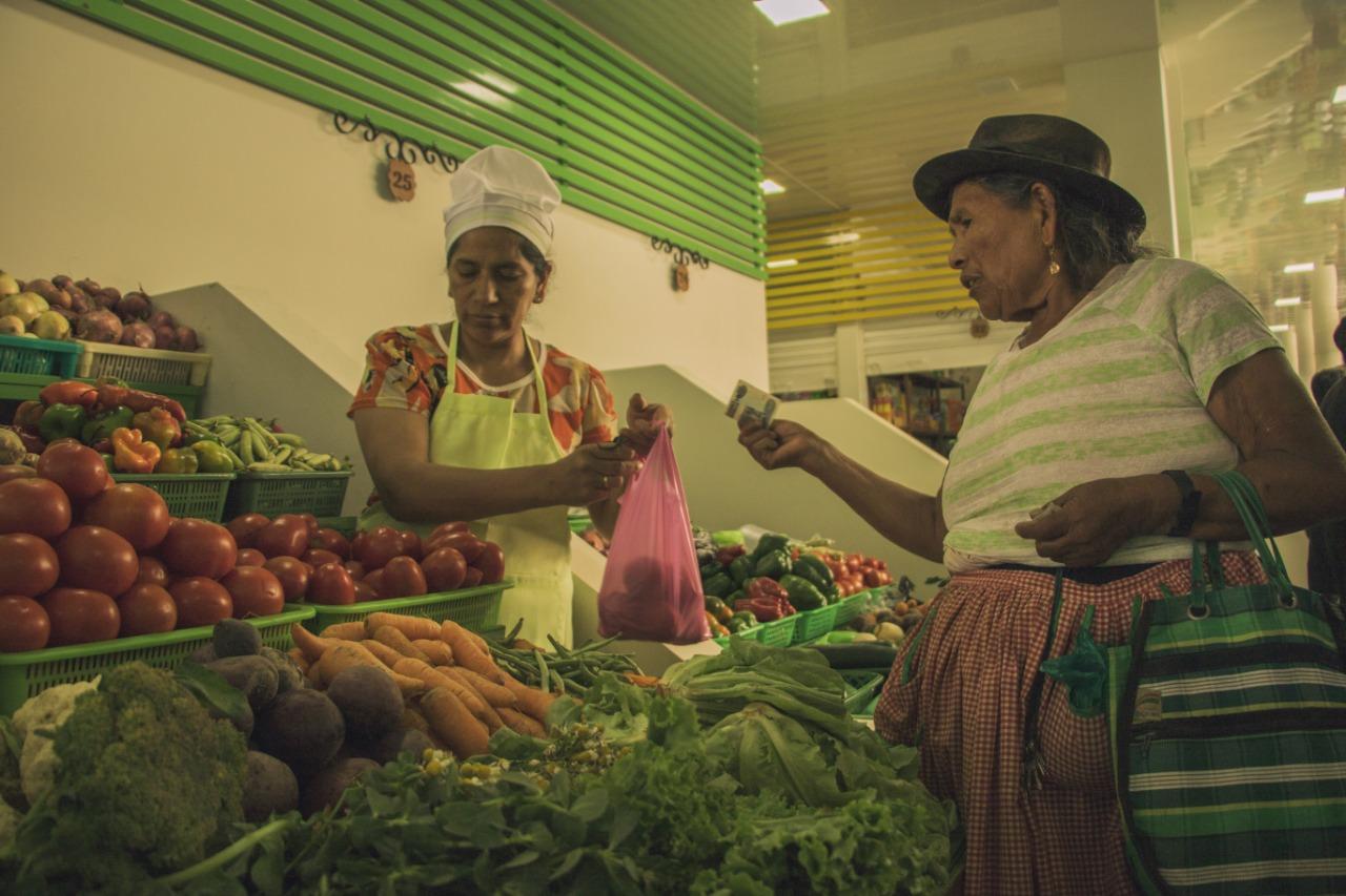 Canchaje en el mercado Central de Tarija será de 5 a 10 bolivianos diarios