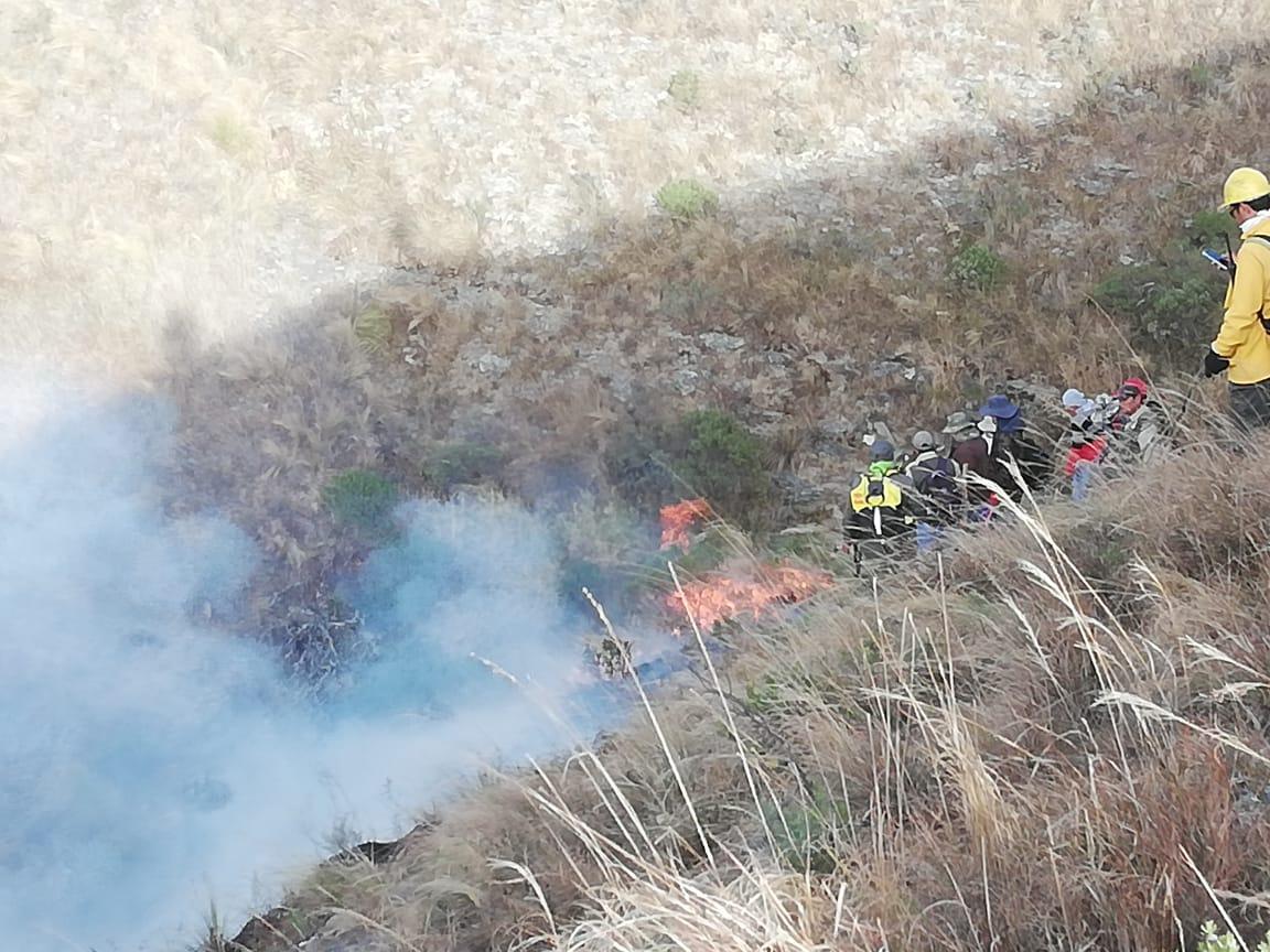 Personal de UGR detectará incendios a través del celular