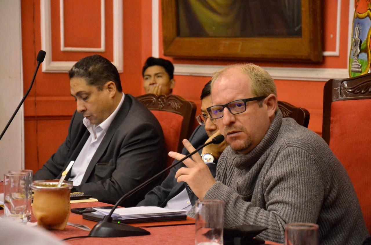 Oliva pide al Gobierno Nacional ser parte de las soluciones y no solo del problema