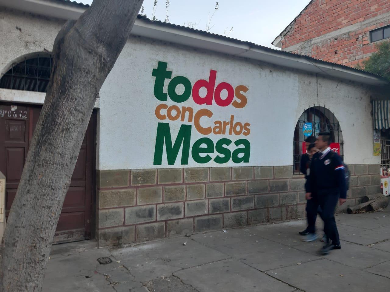 Alcaldía de Tarija trata de prohibir en el centro la propaganda política