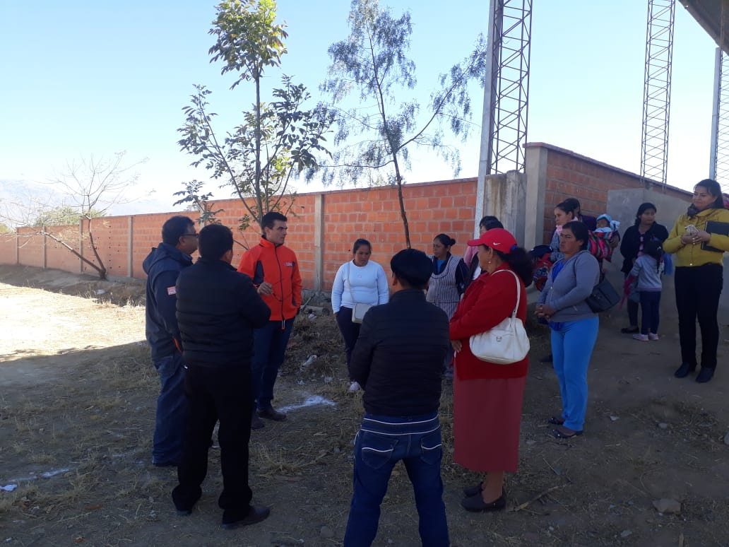 Alcaldía recuperó 6 mil metros cuadrados en el barrio La Pampa