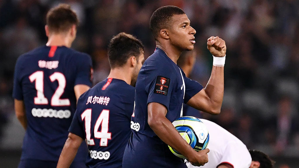 PSG se proclama campeón de la Supercopa francesa