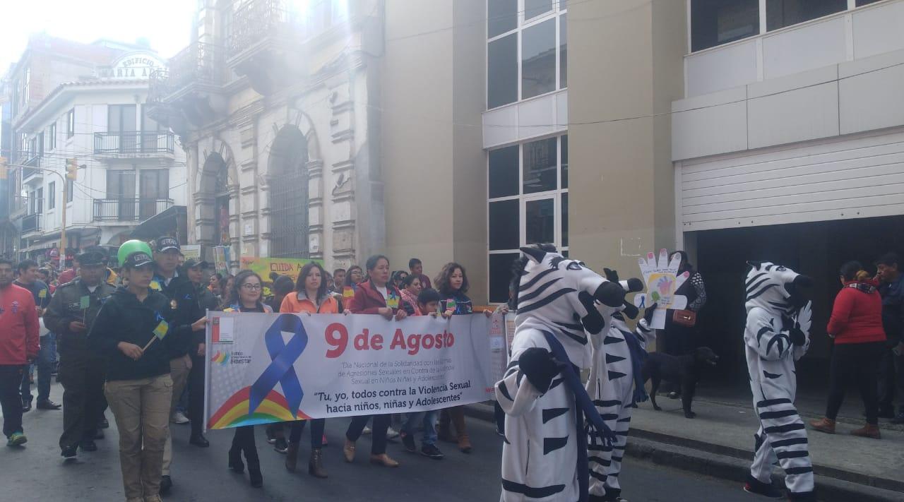 La FELCV de Tarija registró 41 denuncias de violación a menores en 2019