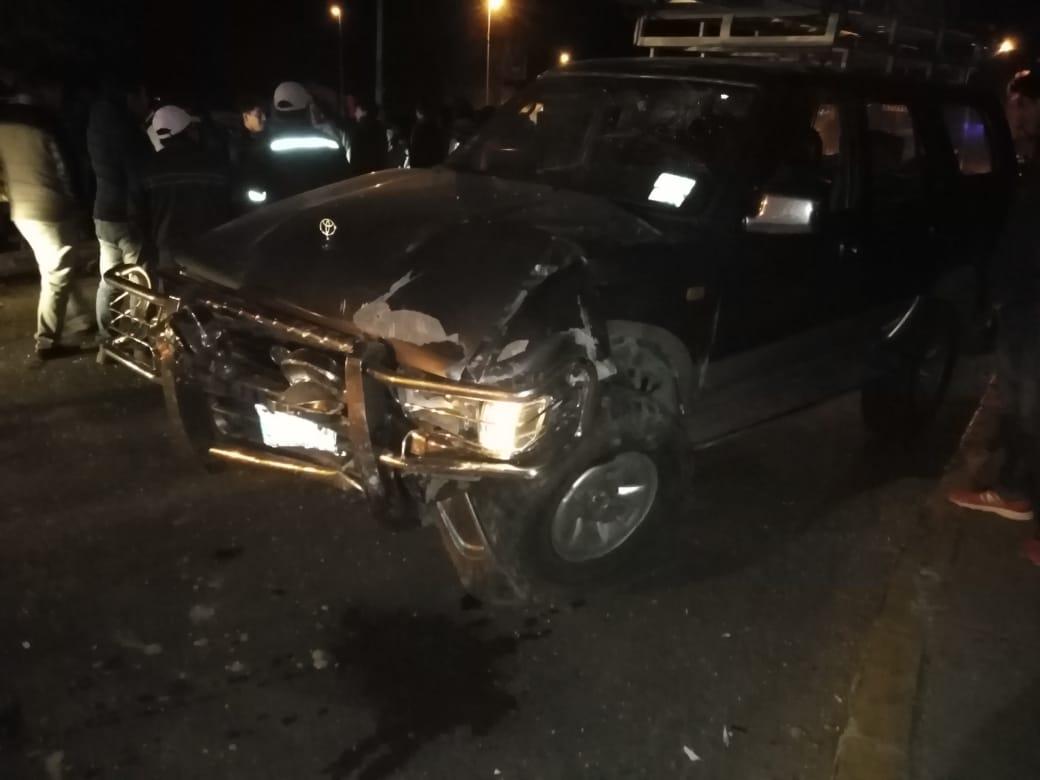 Joven en estado de ebriedad provoca un accidente en Tarija, hay un muerto y un herido