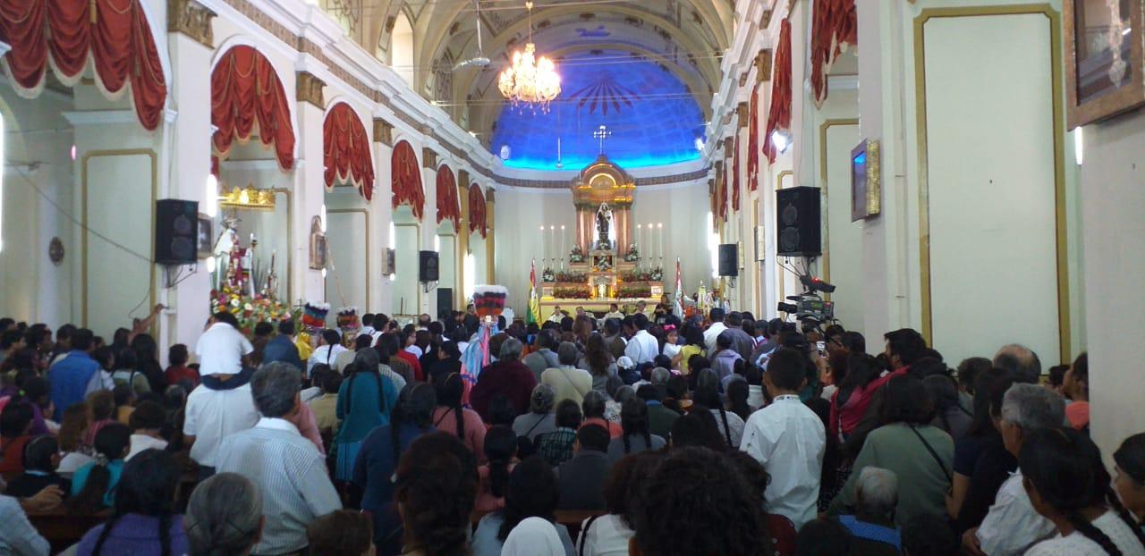 Inicia el Encierro de la Fiesta Grande de Tarija