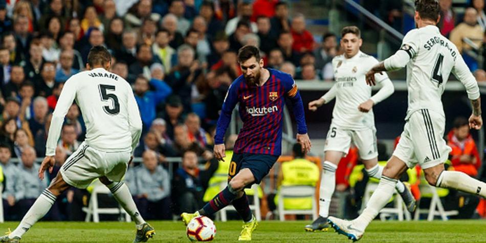 Real apoya a Barça para la nueva fecha del clásico