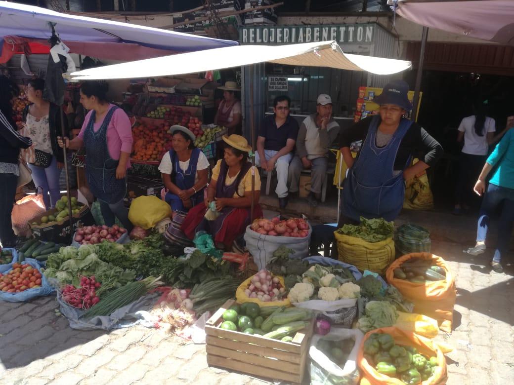 La papa sube y los demás productos mantienen su precio en Tarija