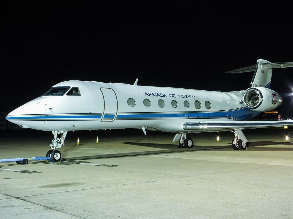 Sigue el vuelo mexicano que llega a Chimoré