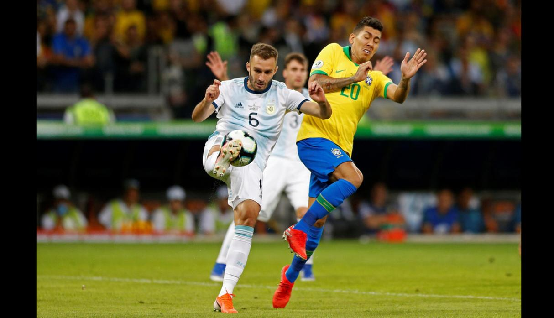Brasil y Argentina se cruzan en amistoso en Arabia Saudita
