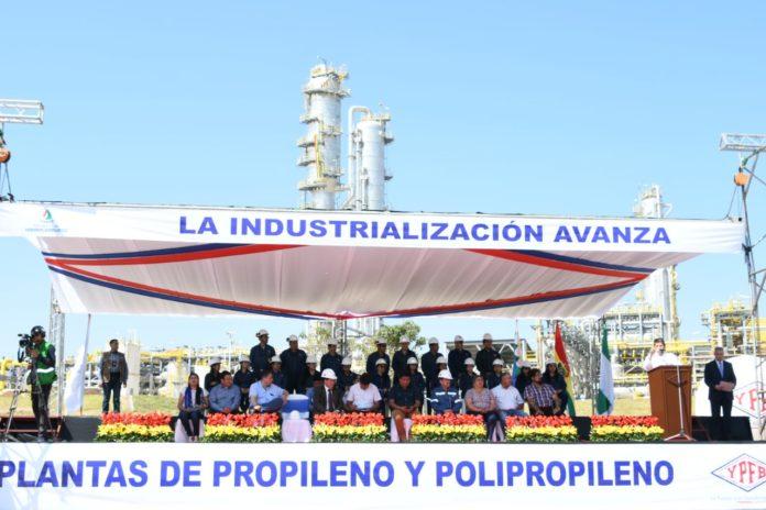 Se declara desierta la Ingeniería Básica de la Petroquimica para el Chaco