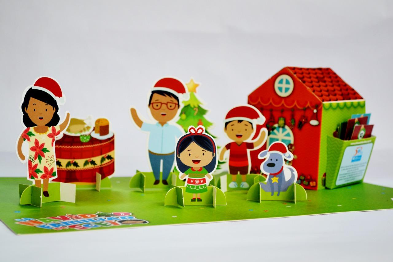 Aldeas Infantiles SOS lanza campaña navideña en Tarija