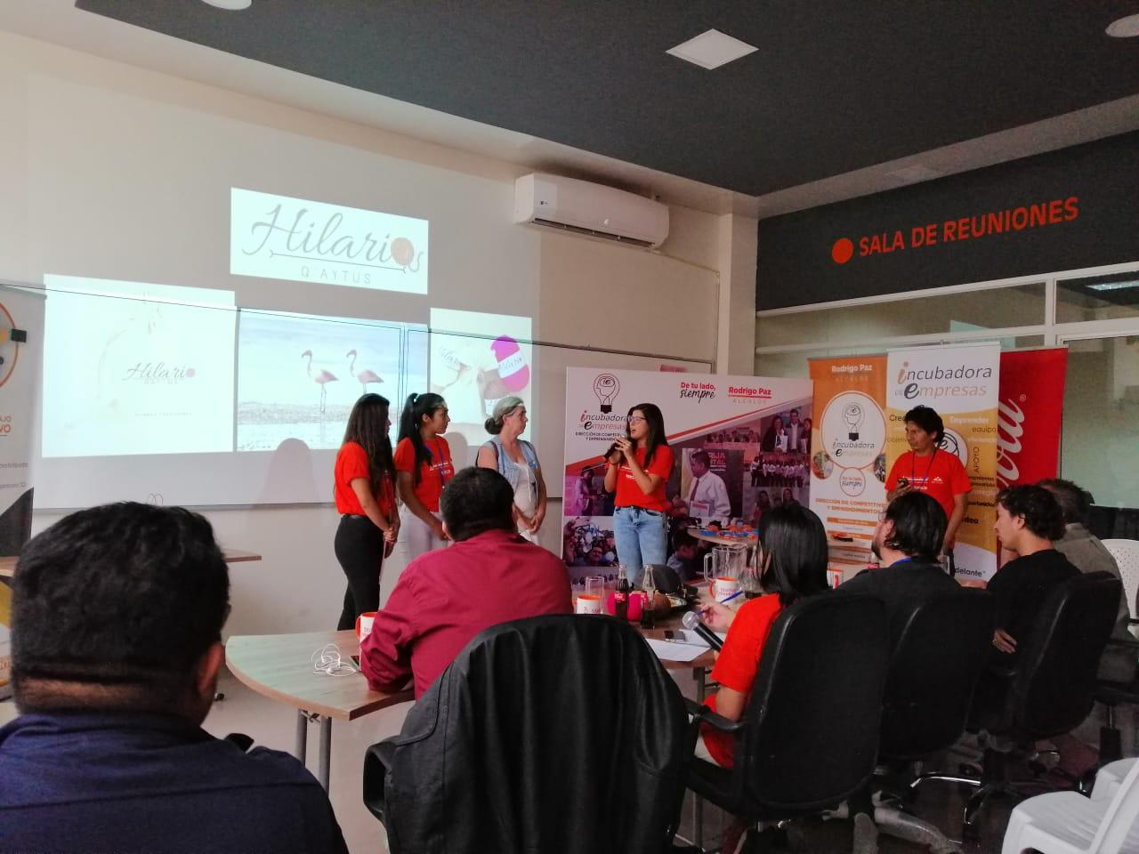 """Elaboración de jabón ganó el """"Startup Weekend"""""""