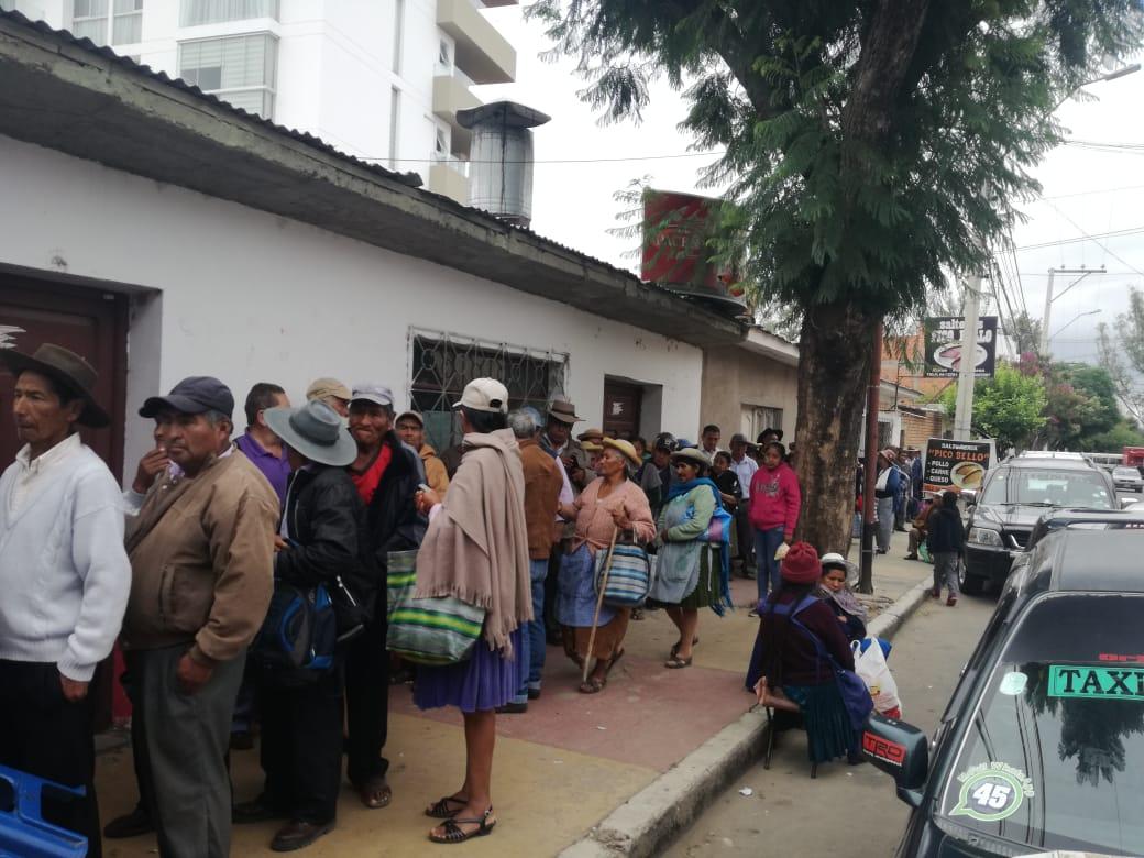 La canasta alimentaria de Cercado enfrenta a Torres y Oliva