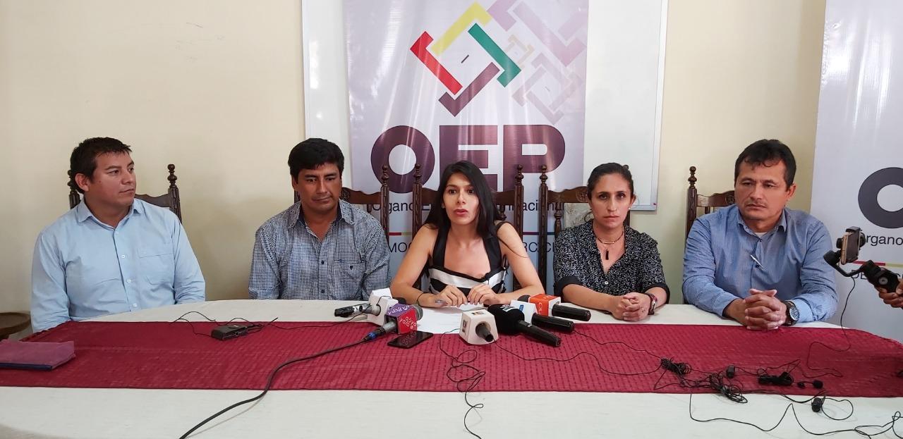 Tribunal Electoral de Tarija presupuestó más de Bs 5,2 millones para las elecciones nacionales