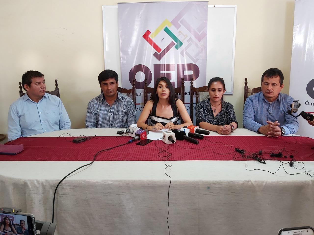 TED: La falta de Ley Electoral no frenará elecciones subnacionales de Tarija