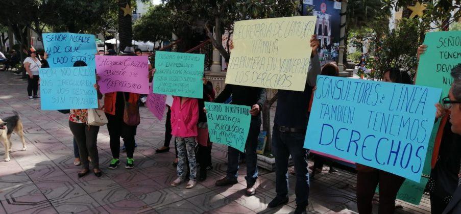 COD exigirá anular los contratos como consultores en línea del Municipio