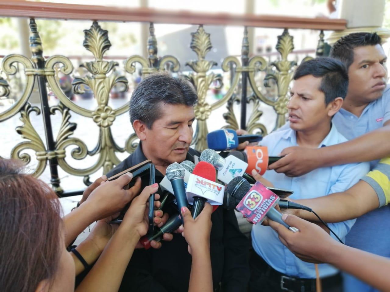 El MAS Cercado respalda a Choquehuanca como candidato presidencial