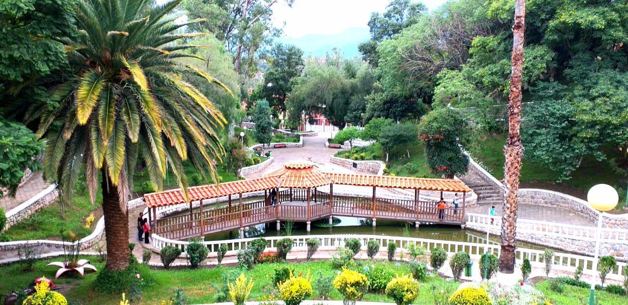 Parque de las Flores en Tarija, víctima del olvido y la burocracia