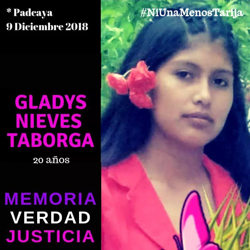 Dan 30 años de cárcel al feminicida de Gladys Nieves