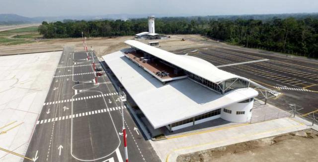 Aeropuerto de Chimoré será administrado por Defensa y Gobierno